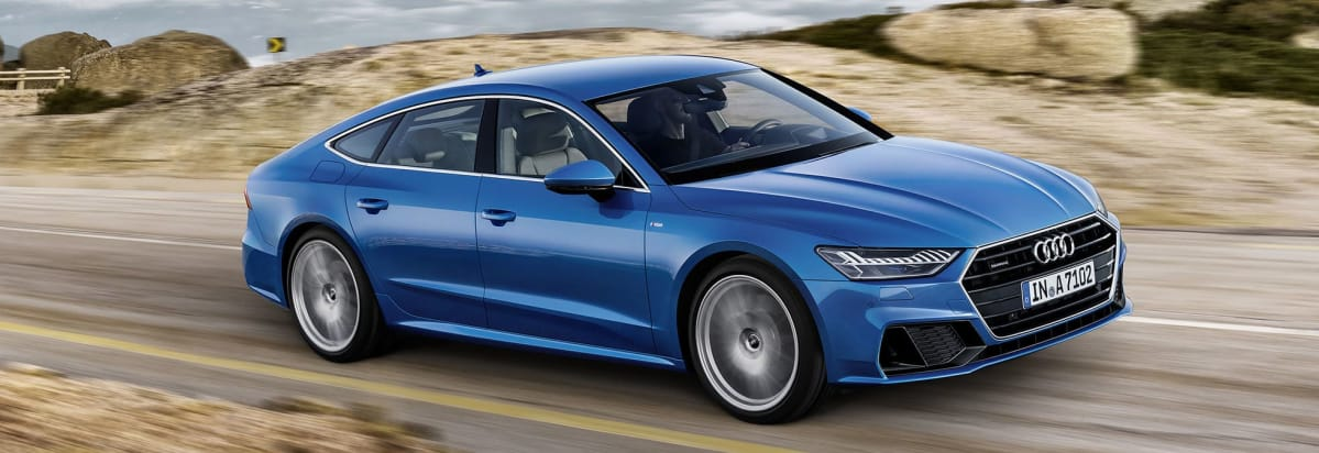 2019 Audi A7 Wraps A High Tech Interior In A Stylish Look