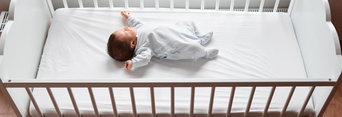 To Help Prevent SIDS, Babies Should Be Placed To Sleep On Their Back (as