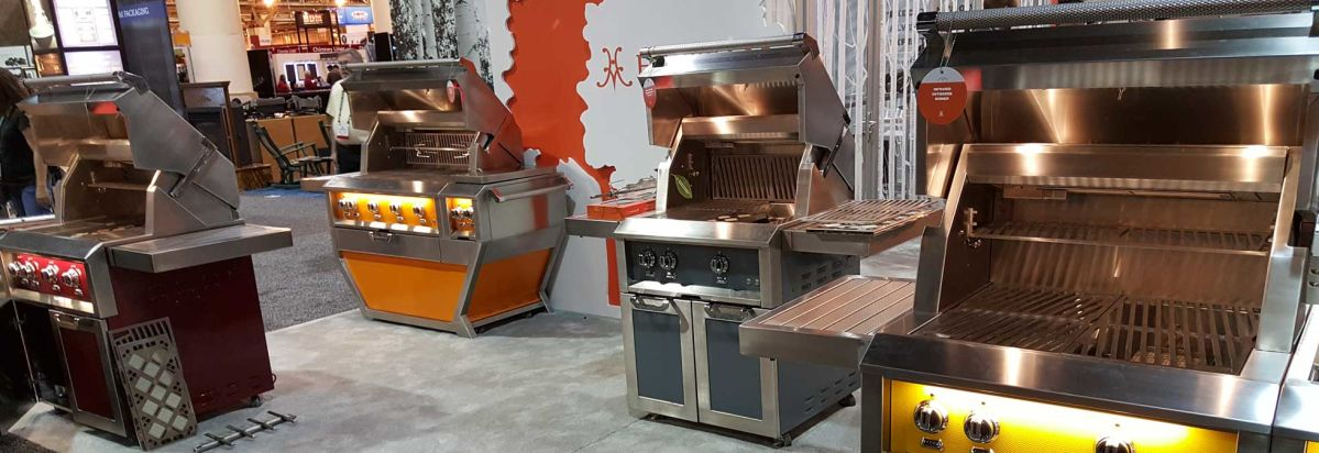 Outdoor Kitchens and Fancy Grills Heat Up - Consumer Reports