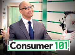 All New Consumer 101 Episodes Start This Saturday, Jan 19