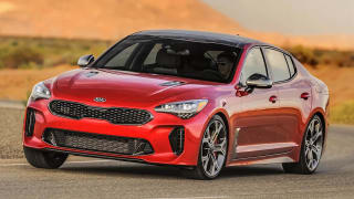 Kia Stinger Recalled Over Fire Risk Consumer Reports