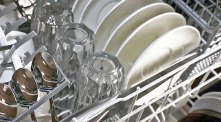 why your dishwasher filter makes a difference consumer reports. Black Bedroom Furniture Sets. Home Design Ideas