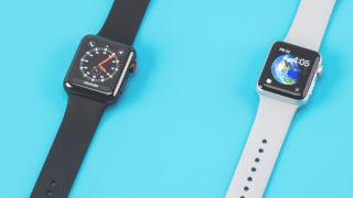 Smartwatch Face-Off: Fitbit Versa vs  Apple Watch - Consumer