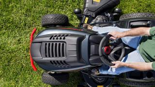 Cub Cadet vs  John Deere Lawn Tractor Face-Off - Consumer