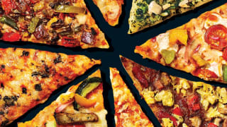 Pan Crust Round Table.6 Ways To Order A Healthy Pizza Consumer Reports