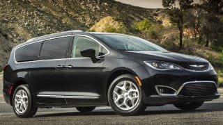 2017 Chrysler Pacifica Reliability - Consumer Reports