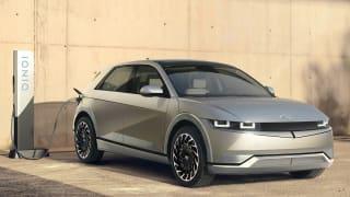 2022 Hyundai Ioniq 5 Electric SUV Preview