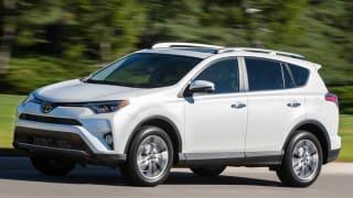 Toyota RAV4 Under Investigation Over Battery Fires