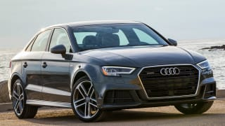Audi A3 Recalled Because of Passenger Airbags