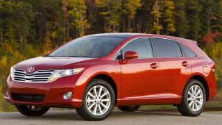 Toyota Venza Recalled Because of Side Airbags