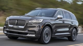 Lincoln Aviator Recalled Backup Camera Problems