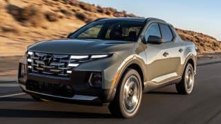 2022 Hyundai Santa Cruz Pickup Truck Preview