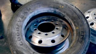 Goodyear RV Tire Linked to Deaths Still on Motorhomes