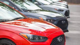 Hyundai Elantra, Kona, and Veloster Recalled