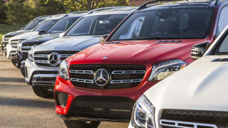 2017 Mercedes-Benz GLE Reviews, Ratings, Prices - Consumer Reports