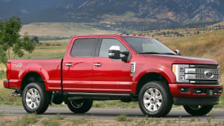 2018 Ford F-250 Road Test - Consumer Reports