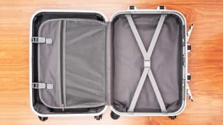 When Ing Carry On Luggage Look Inside First