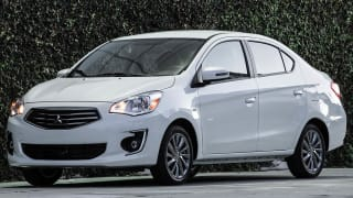 Mitsubishi Mirage Recalled For Airbags That Might Not Deploy