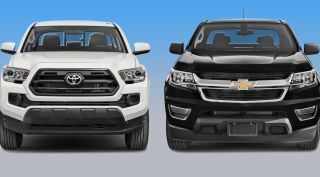 Chevrolet Colorado Vs Toyota Tacoma Which Should You Buy >> 2016 Nissan Titan XD Review - Consumer Reports