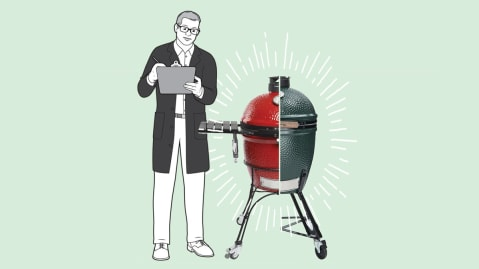 Lab Tested Can Any Do Grills Beat The Green Egg