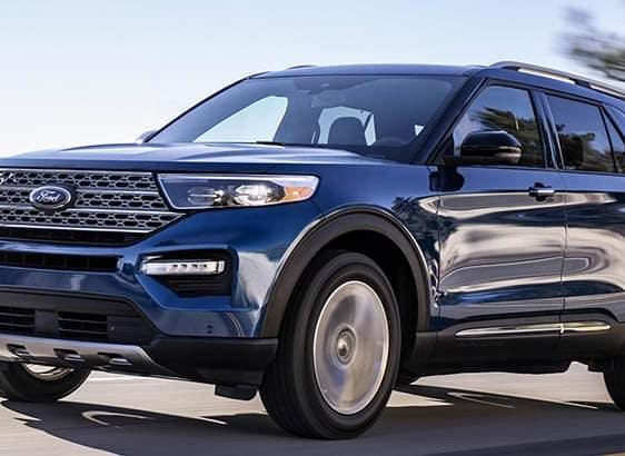 2020 Ford Explorer Gets Evolutionary, High-Tech Redesign