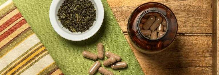 Green tea for weight loss. Does it work?