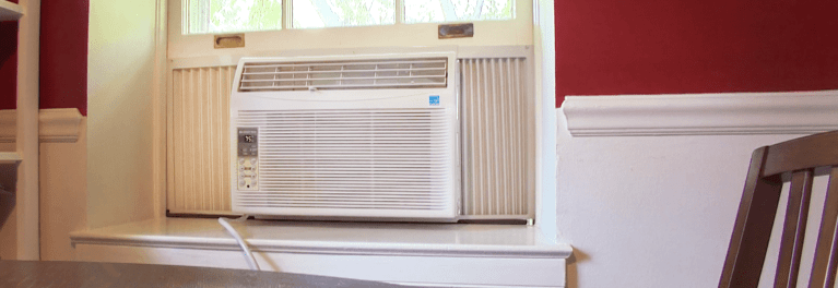 How to Size a Window Air Conditioner like this one.