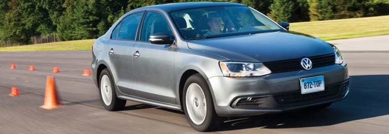 Fix approved for Volkswagen diesel cars, such as this VW sedan.