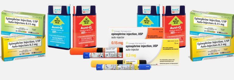 EpiPen alternative options