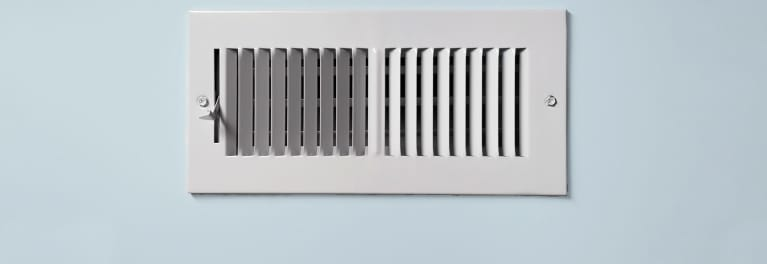 Cleaning the vents prevents some air conditioner problems.