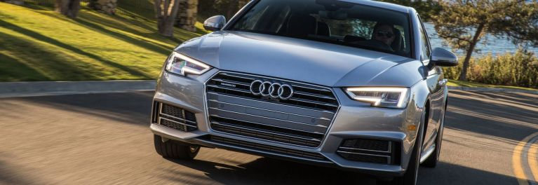 The Audi A4 is on the Best and Worst Cars list
