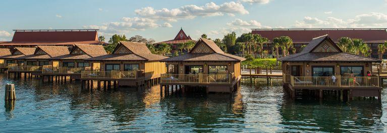 Disney Vacation Club, Walt Disney World Resort Hotels