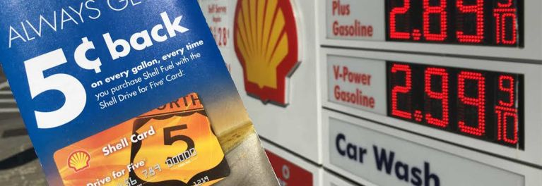 Gas cards promise savings.