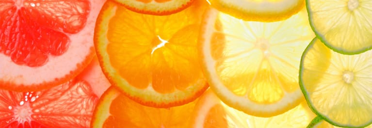 Citrus foods are considered low in FODMAPS, which may help with IBS.