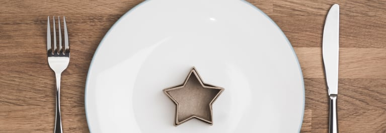 A place setting.