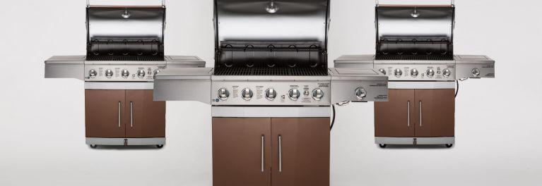 Brinkmann gas grill 810-6550-S