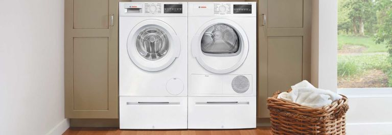 We tested an LG and Samsung compact dryer