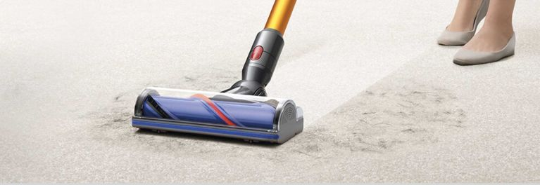 The Dyson V8 Absolute stick vacuum
