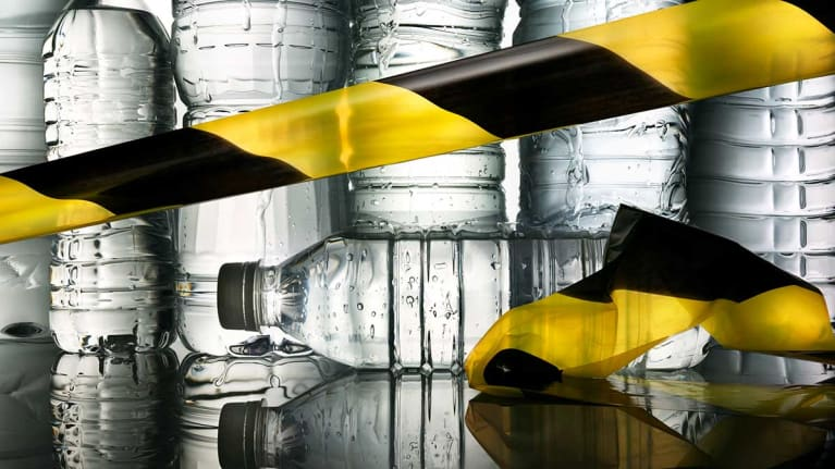 Arsenic in Some Bottled Water Brands at Unsafe Levels