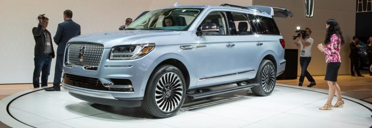 2018 Lincoln Navigator: Redesign, Specs, Price >> 2018 Lincoln Navigator Preview Consumer Reports