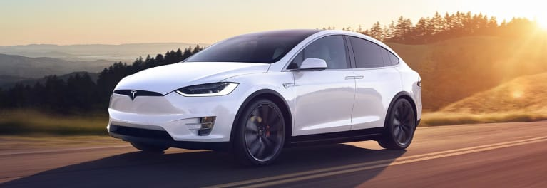Tesla Model X Gets 5-Star NHTSA Ratings