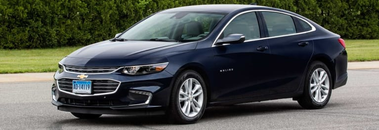 2017 Chevrolet Malibu Hybrid Review Consumer Reports