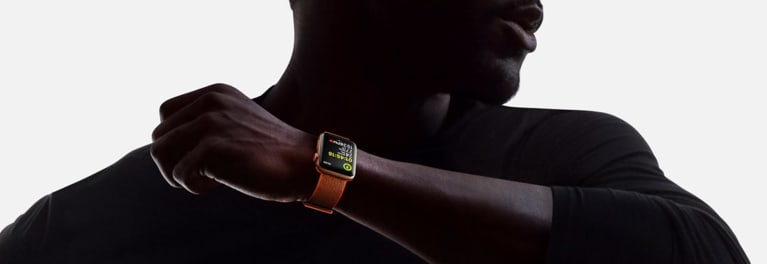 New Apple Watch introduced.