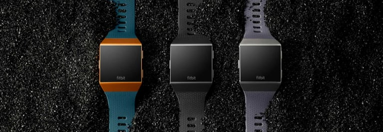 Fitbit Ionic smartwatches