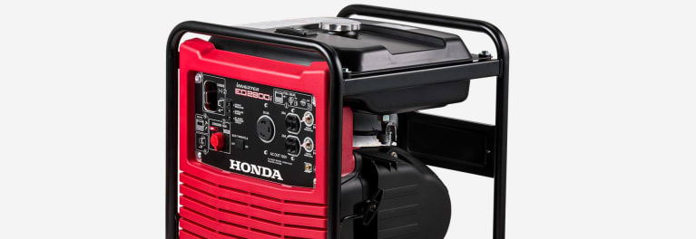 Recalled Honda Inverter Generator