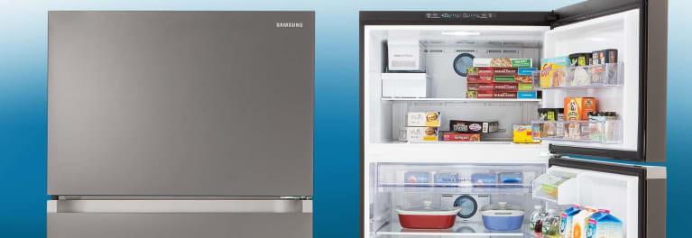 Flexi-Fridges Review | Convertible Compartments - Consumer