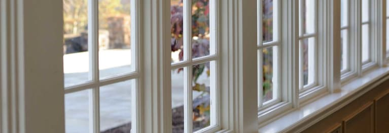 Installing new windows is one of the upgrades eligible for energy tax credits.