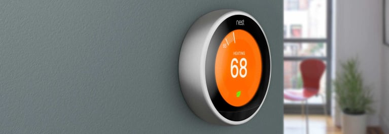 Nest made one of the first smart thermostats.