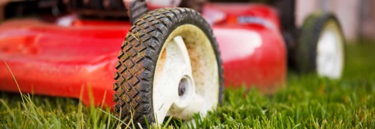 Yard Sale: How to tell if used mowers and other lawn equipment is a good deal.