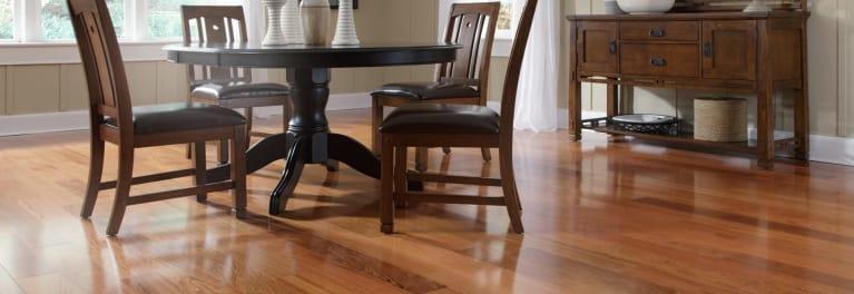 Protect Hardwood Floors